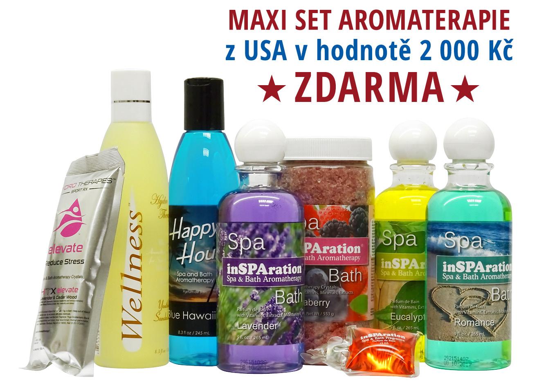 maxi set aromaterapie zdarma